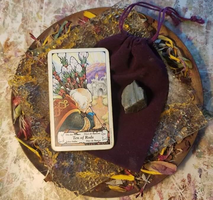 Enchanted Paths Daily Tarot